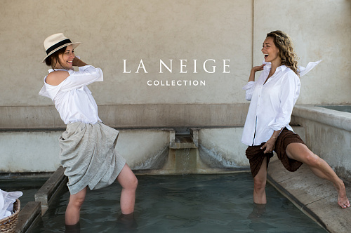 Дизайнер LA NEIGE Collection